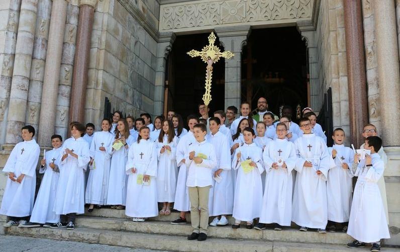 Profession de foi des élèves de Saint-Joseph