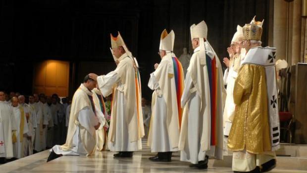 Ordination Épiscopale de Mgr Malle