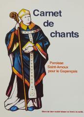 Liturgie et carnet de chants