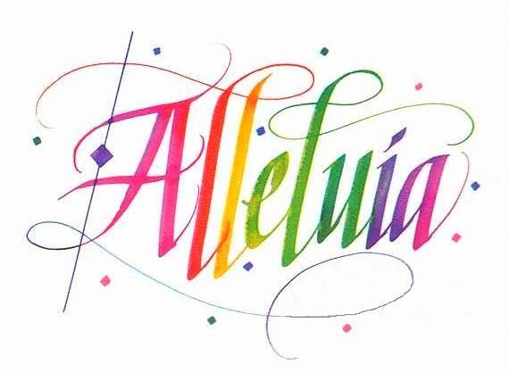 Prière universelle dimanche 21 avril (Pâques)