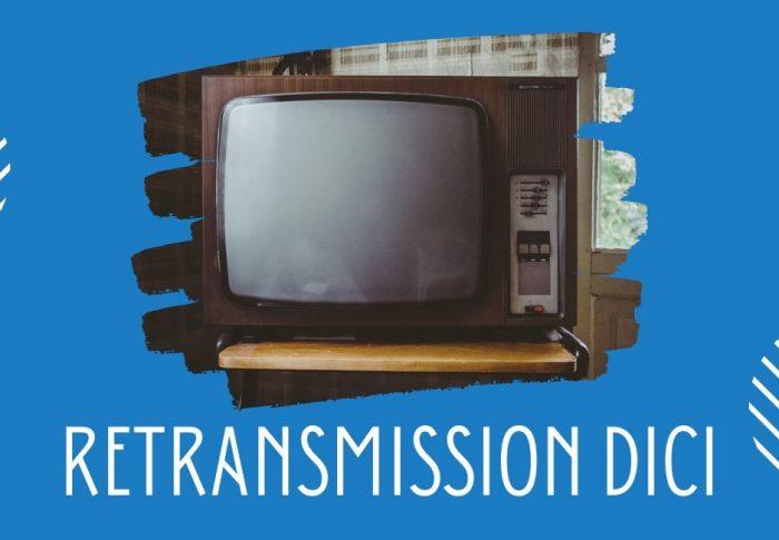 Retransmission de la messe de Pâques sur DICI TV