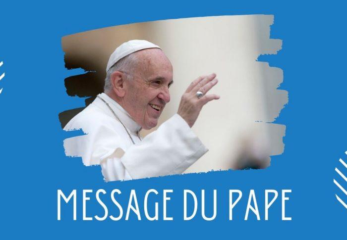 Message du Pape François à tous les fidèles pour le mois de Mai