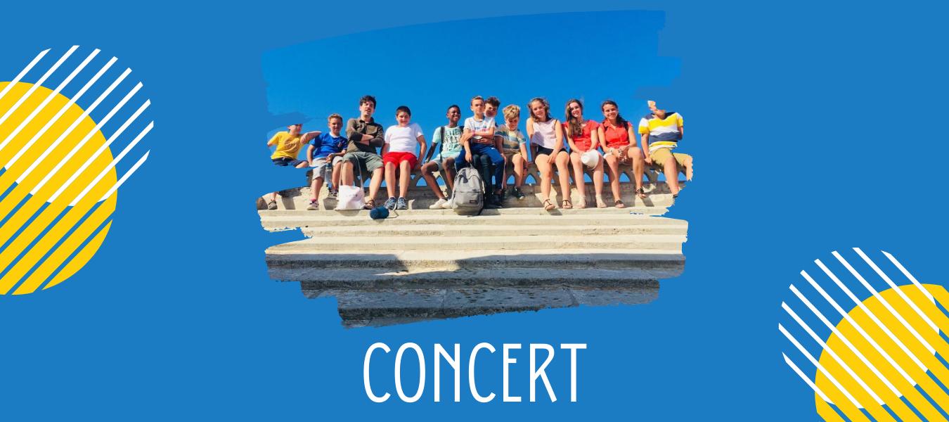 Enregistrement du 1er CD des Petits chanteurs des Hautes -Alpes