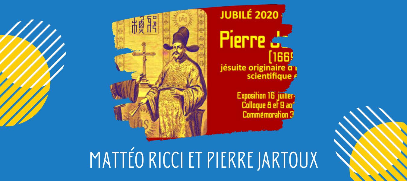 Conférences Mattéo Ricci et Pierre Jartoux