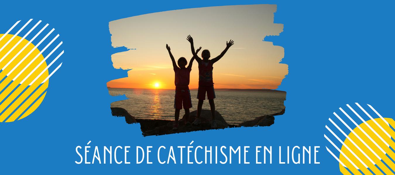 Retrouvez les séances de catéchisme par le père Stive