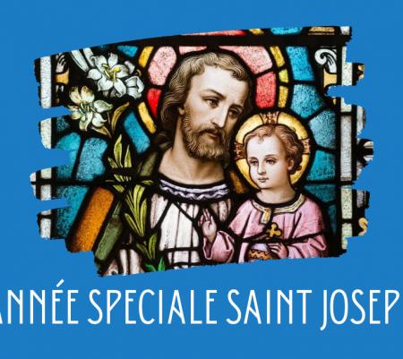Retrouvez ici les propositions autour de l'année Saint Joseph